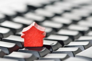 Model-Home-on-Keyboard